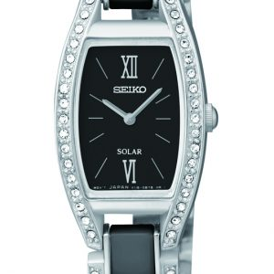 Seiko - Lady's Solar Bracelet Watch-0