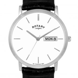 Rotary - Gents Strap Watch-0