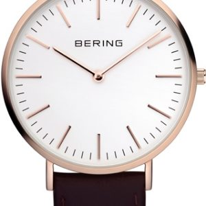 Bering - Gents Strap Watch-0
