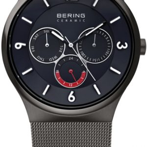Bering - Gents Multi Dial Bracelet Watch-0