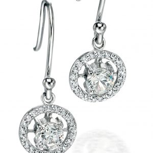 Fiorelli - Silver CZ Earrings-0