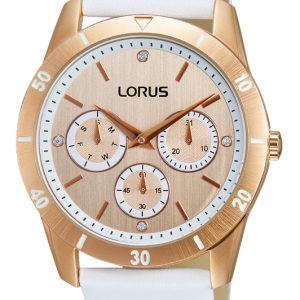 Lorus - Lady's Multi Dial Strap Watch-0