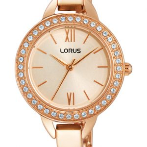 Lorus - Lady's Just Sparkle Bracelet Watch-0