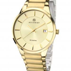 Gents Accurist Bracelet Watch-0