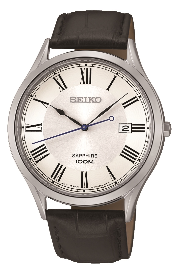 Gents Seiko Strap Watch-0