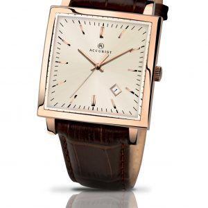 Gents Accurist Strap Watch-0