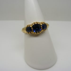 Blue Stone Ring-0